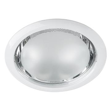 Εικόνα της Φωτιστικό Pl Pro 230Alu +Serieg 2X26W Λευκό