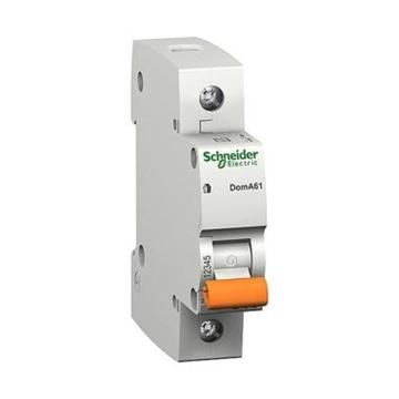 Εικόνα της Μικροαυτόματη Ασφάλεια Domae 1P 50A C Schneider