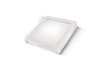 Εικόνα της Panel led 12w τετράγωνο 6400K εξωτερικό 170mmx170mm Lambario