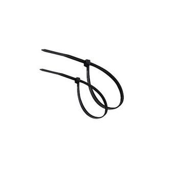 Εικόνα της Δεματικά Καλωδίων 4,8Χ200 Μαύρα