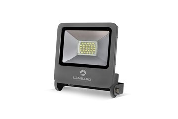 Εικόνα της Προβολέας LED smd γκρι 50w 6400K IP65 γκρι Lambario