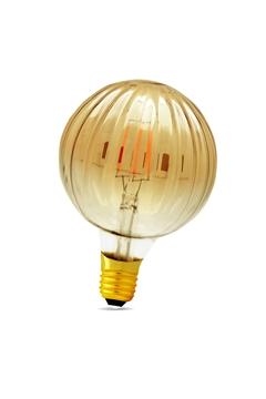 Εικόνα της Λάμπα led γλόμπος WL100 4w Ε27 filament διάφανη 2700K Lambario