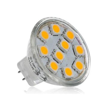 Εικόνα της MR11 LED 12V 3W 3000klv. LUCAS  ...................