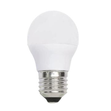 Εικόνα της ΛΑΜΠΑ LED ΠΛΑΣΤΙΚΗ E27 5W Φ45 3000K IP20