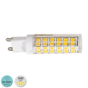 Εικόνα της ΛΑΜΠΑ LED G9 7W ΚΕΡΑΜΙΚΗ 6000K IP20