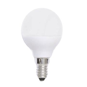 Εικόνα της ΛΑΜΠΑ LED ΠΛΑΣΤΙΚΗ E14 5W Φ45 6000K IP20