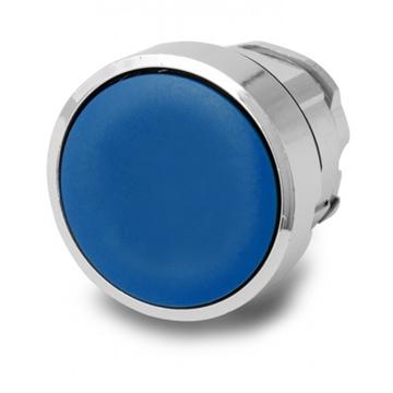 Εικόνα της Harmony XB6 μπουτόν κεφαλής O22 με επαναφορά - Μπλε