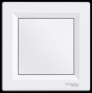 Εικόνα της  ASFORA Τυφλό κάλυμμα Λευκό
