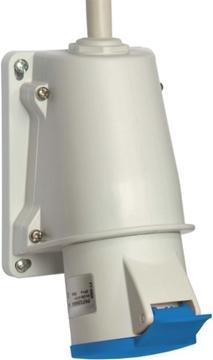 Εικόνα της PratiKa ρευματοδότης επίτοιχος 16A - 3P + E - 200...250 V AC