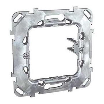 Εικόνα της Unica βάση στήριξης με μακριά νύχια 2 στοιχείων Stainless Steel