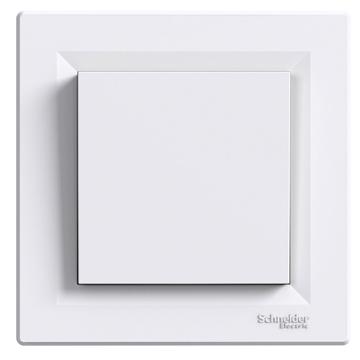 Εικόνα της Asfora διακόπτης απλός Λευκό