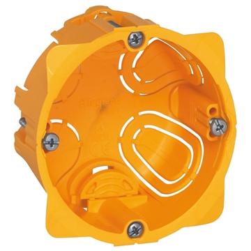 Εικόνα της BATIBOX ΚΟΥΤΙ ΓΥΨΟΣΑΝΙΔΑΣ 1 ΘΕΣΗΣ Β40ΜΜ