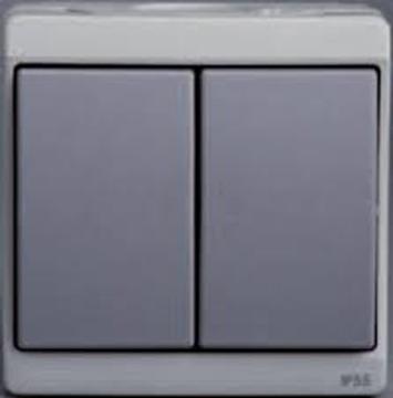Εικόνα της  IP55 Διακ κομμυτατέρ Λευκός (96104.18)