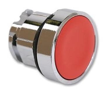 Εικόνα της Harmony XB4 κεφαλή μπουτόν O22 με επαναφορά - Κόκκινο