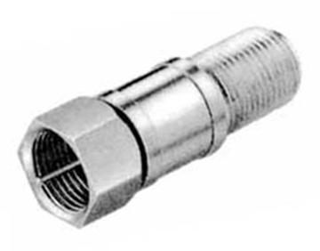Εικόνα της F Adaptor Αρσενικο/F Θηλυκο V7235 Uni