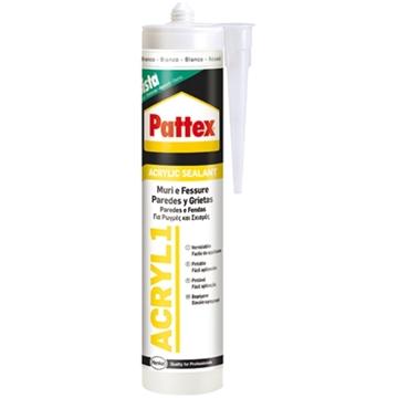 Εικόνα της Ακρυλικος Στοκος Acryl1 300ml Λευκός Pattex