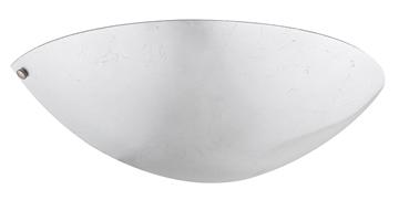 Εικόνα της Wall Lamp Gold Foil Glass E27 1x60W