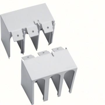 Εικόνα της Κάλυμμα Ακροδεκτών 3P Για Ευθείες Προέκτασης H250 Hager