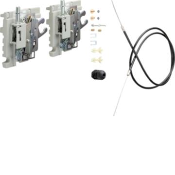 Εικόνα της Μηχνισμός Μηχανικής Μανδάλωσης H1000 Hager