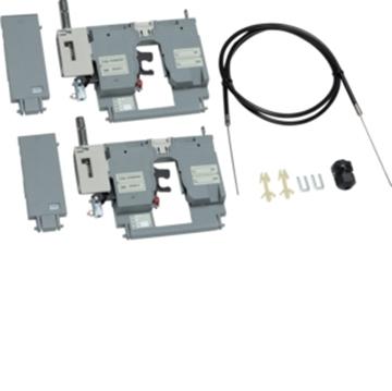 Εικόνα της Μηχνισμός Μηχανικής Μανδάλωσης H250 Hager