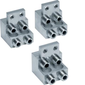 Εικόνα της Τερματικές Συνδέσεις Αλουμίνιο 3P H1000 Hager