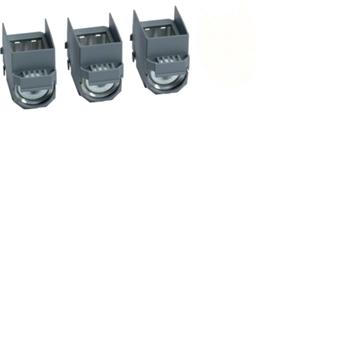 Εικόνα της Τερματικές Συνδέσεις Αλουμινίου/Χαλκού 3P X250 Hager