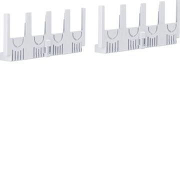 Εικόνα της Κάλυμμα Ακροδεκτών 4P H250 Για Τερματισμό Συνδέσεων Hager