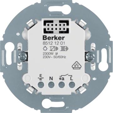 Εικόνα της Berker Μηχανισμός Ελέγχου Φωτισμού 1εξ.2300W Ουδετέρου1930/R.Cla