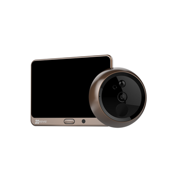 Εικόνα της CS-DP1-A0-4A1WPFBSR Smart Digital Door Viewer Ezviz