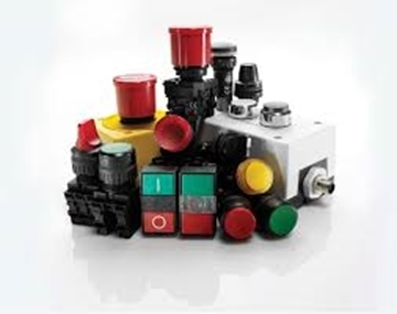 Εικόνα της Ενδεικτική Λυχνία Κόκκινη 230V Ac