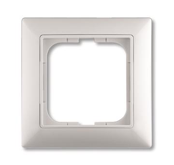 Εικόνα της 2511-94 Πλαίσιο1Θ Λευκό Basic+Δακτυλίδι