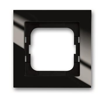 Εικόνα της 1721-281 Πλαίσιο Μονό Μαύρο Axcent