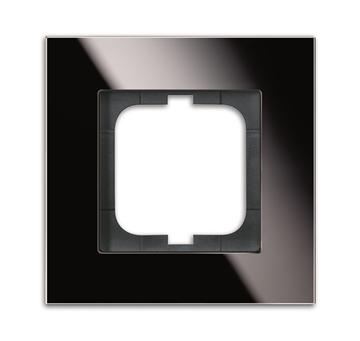 Εικόνα της 1721-825 Πλαίσιο Μαύρο Γυαλί1Θ Κ/Ο Carat