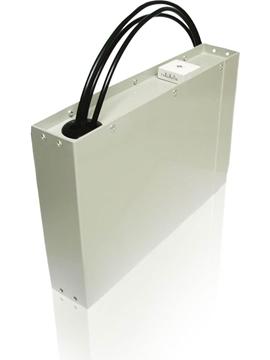 Εικόνα της Πυκνωτής Αντιστάθμισης Clmd33 2X5,0/2X8,6 kVAR,400/525V
