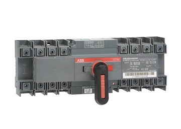 Εικόνα της Μεταγωγικός διακόπτης 100A 4P 230V Τηλεχειριζόμενος Otm100F4Cma230V
