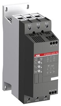 Εικόνα της Ομαλός Eκκινητής Softstart 30kW 60A Psr 60-600-70
