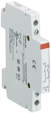 Εικόνα της Βοηθητικό μπλοκ επαφών 2NO 6A για ρελέ ράγας EH 04-20