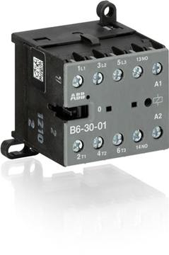 Εικόνα της Μίνι Ρελέ Ισχύος 3P 5,5kW 230V AC 1NC B7-30-01