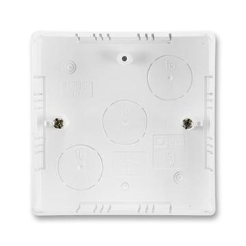 Εικόνα της SwingL επίτοιχο κουτί Λευκό