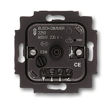 Εικόνα της 2250U Μηχανισμός Ροοστάτη 600W Πυρ+Αλογ. 230V