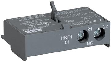 Εικόνα της Hkf1-10 Βοηθητική Επαφή Εμπρόστιας Τοποθέτησης 1NO Ms116...165
