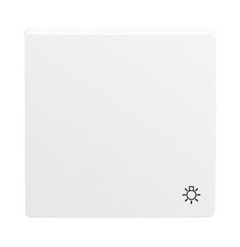 Εικόνα της SwingL μετώπη μονή σύμβολο φως Λευκό