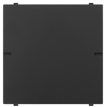 Εικόνα της Mylos Διακόπτης Απλός Μαύρος 2Στ. 16Ax-250V