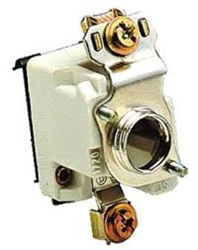 Εικόνα της Βάση Ασφαλειών Neozed D02 E18 20-63A 1P με διπλή βίδα Electro Technic