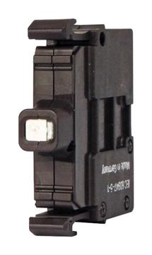 Εικόνα της Στοιχείο LED Κόκκινο 12-30V AC/DC, τοποθέτηση σε βάση μπουτονιέρ