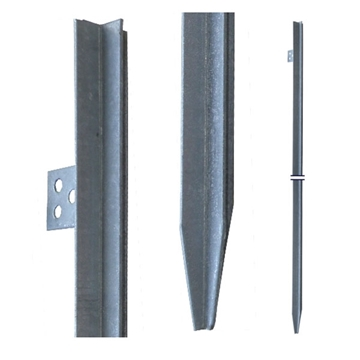 Εικόνα της Ηλεκτρόδιο γείωσης τύπου σταυρού 50x50x1000mm (St/tZn)