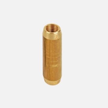 Εικόνα της Σύνδεσμος επιμήκυνσης ηλεκτροδίων κυκλικής διατομής 3/4 ' Brass
