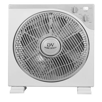 Εικόνα της Ανεμιστήρας BOX FAN GV home design 45 watt. USBF-802