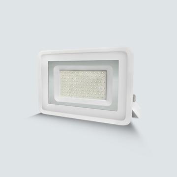 Εικόνα της Προβολέας smd  100w 4200K  IP65 άσπρος Lambario