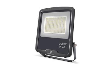 Εικόνα της Προβολέας smd LED 200w 6400K IP65 γκρι Lambario